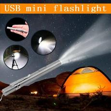 Flashlight, Mini, led, usb
