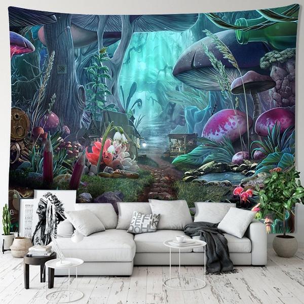 Decor, Fashion, Wall Art, Colorful