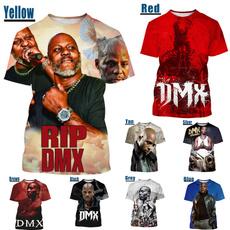 Hip-hop Style, Summer, Fashion, Shirt