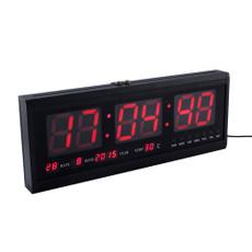 ledwallclock, led, Led Clock, ledwalltimer