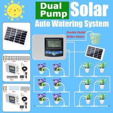 solarpoweredgadget, Solar, Gardening Supplies, automaticwateringdevice