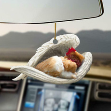trymybest, Ornament, Angel, Cars