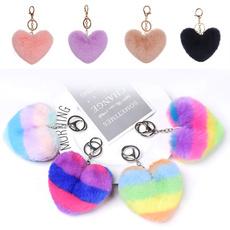 Heart, handbagjewelrykeyring, Love, fluffy