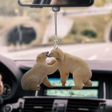 trymybest, Love, Cars, Ornament