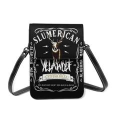 women's shoulder bags, Fashion, Drawstring Bags, yelawolfrappermensfashionandhoodiephonebag