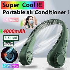 neckfan, batteryfan, coolfan, minifan