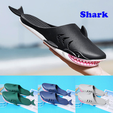 Summer, Shark, Sandals & Flip Flops, summer shoes