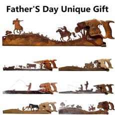 fathersdaygift, Decor, desktopornament, art