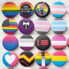 rainbow, Fashion, lgbtpride, pinsforclothe