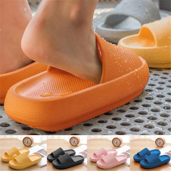 Slippers, Bathroom, Sandals, Platform Shoes