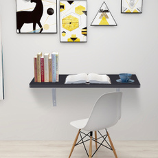 black, homeofficedesk, smalldesk, Office Products
