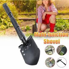 Hiking, shovel, Garden, camping