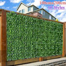 fencedecoration, artificialplant, Garden, Garland
