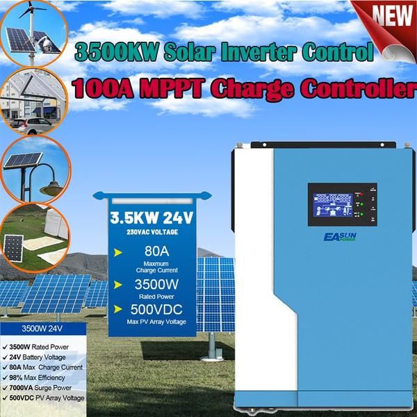 solarcontroller, batterycontroller, solarsystem, Monitors