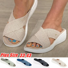 wedge, Flip Flops, Sandals, Flats shoes