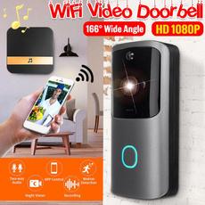 wirelessdoorbell, Door, Bell, doorbellcamera