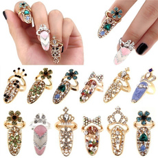 Charm Jewelry, crystal ring, Beauty, crown