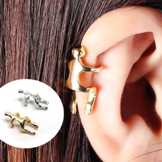 partyearclip, Fashion, punk earring, Gifts