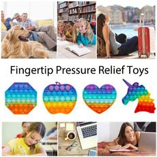 rainbow, Toy, Apple, Funny