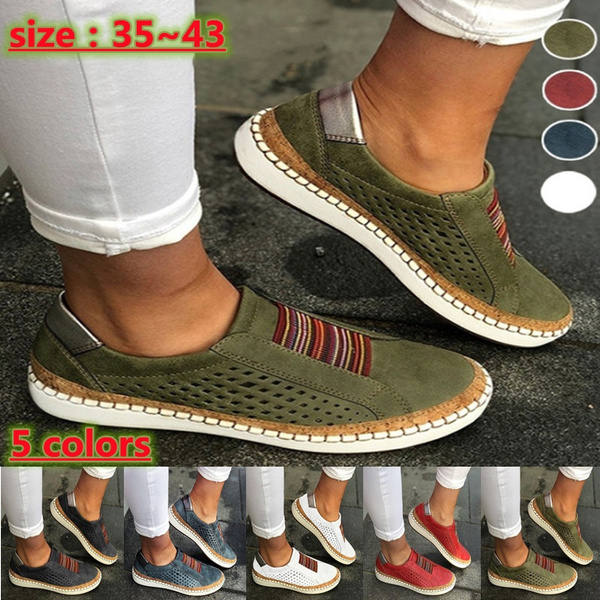 Fashion, Womens Shoes, Hollow-out, Breathable
