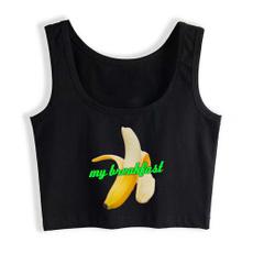 tank top, Fashion, sluttshirt, women crop top