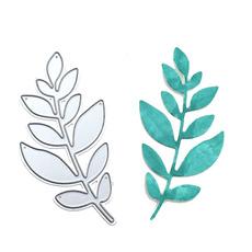 Steel, Carbon, leavesshapecuttingdie, Metal
