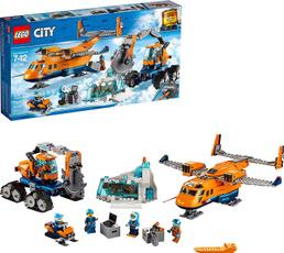 building, city, Lego, arctic