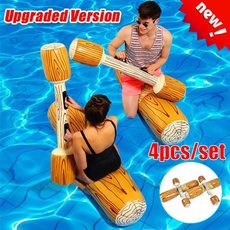 Summer, Toy, Wooden, Inflatable