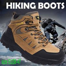 Plus Size, Hiking, workboot, leather