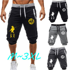 Summer, Shorts, Fitness, Jogger