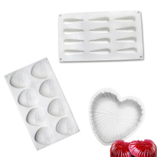 mould, Heart, Baking, woolen