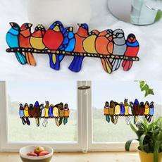 Wall Art, Glass, Stickers, birdwindowsticker