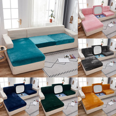 Polyester, darkgreen, Cushions, Cover