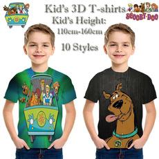 Summer, Shirt, Casual, personalitytshirt
