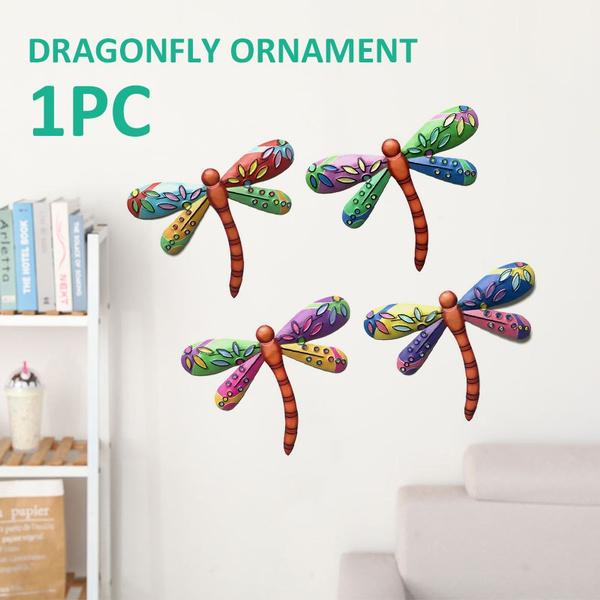 dragon fly, Decor, Outdoor, Wall Art