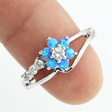 Sterling, Silver Jewelry, Flowers, 925 sterling silver