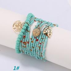 Beautiful, Beaded Bracelets, turquoisebracelet, DIAMOND