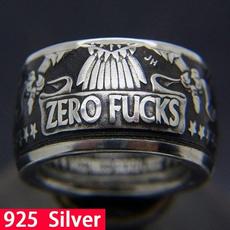 Antique, ringsformen, Fashion, 925 sterling silver