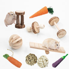 chewingtoyforpet, Toy, woodenhamstertoyhouse, woodentoyforsmallpet