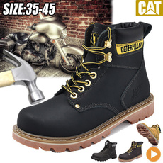 safetyshoe, Fashion, Leather Boots, businessboot