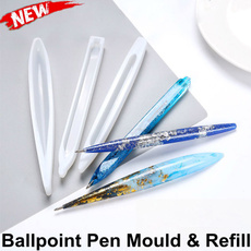 ballpoint pen, Craft Supplies, School, Flowers