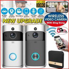 Bell, chimedoorbell, iphone 5, Door