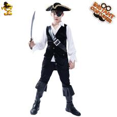 Halloween Costume, piratecostume, piratehat, Cosplay