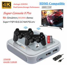 Box, Mini, Video Games, Console