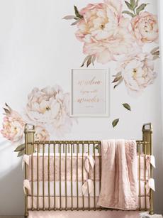 Decor, Flowers, Home Decor, peach