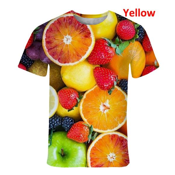 Summer, trending, Shirt, Colorful