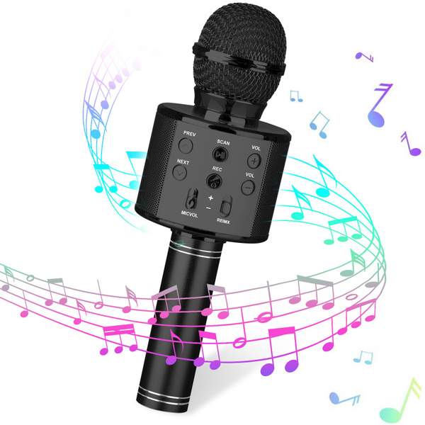 Microphone, led, Entertainment, lights