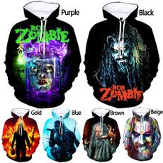 3D hoodies, Fashion, Long Sleeve, Long sleeved