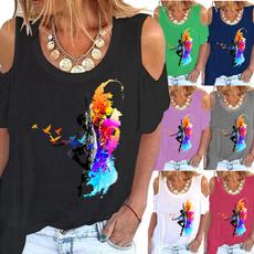 fashionprinting, Tops & Tees, Summer, Fashion