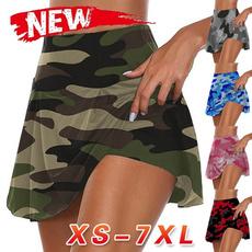 Fashion Skirts, quickdrying, Yoga, Fashion